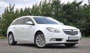 Opel Insignia 2013 Alb (1)
