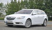 Opel Insignia 2013 Alb (2)