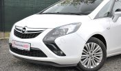 Opel Zafira alba (5)