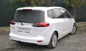 Opel Zafira alba (9)